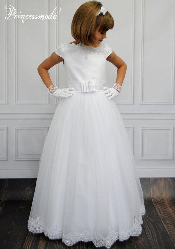 Anabel grazi ses kommunionkleid princessmoda alles f r taufe kommunion und festliche - Festliche kleider kommunion ...