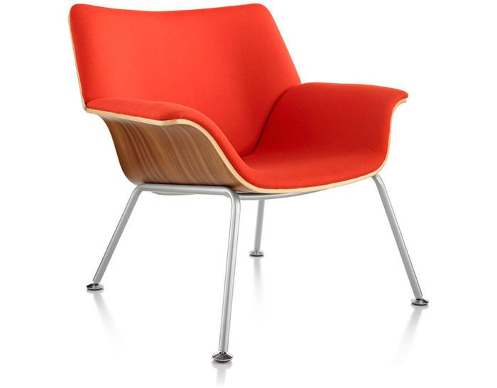 Swoop Plywood Lounge Chair Chair Lounge Chair Herman Miller