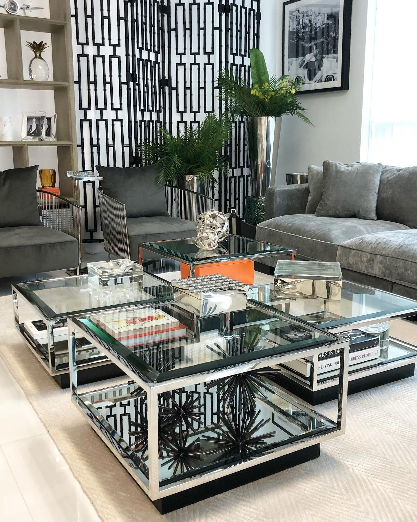 Gold Coffee Table Eichholtz Tortona Coffee Table Home Interior Accessories Luxury Furniture [ 1800 x 1440 Pixel ]