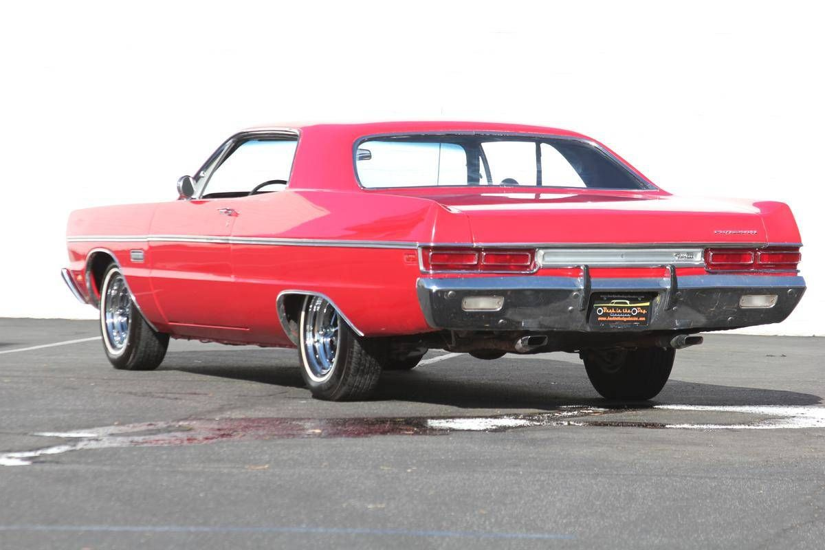 1969 Plymouth Fury 3 Maintenance/restoration of old/vintage vehicles ...