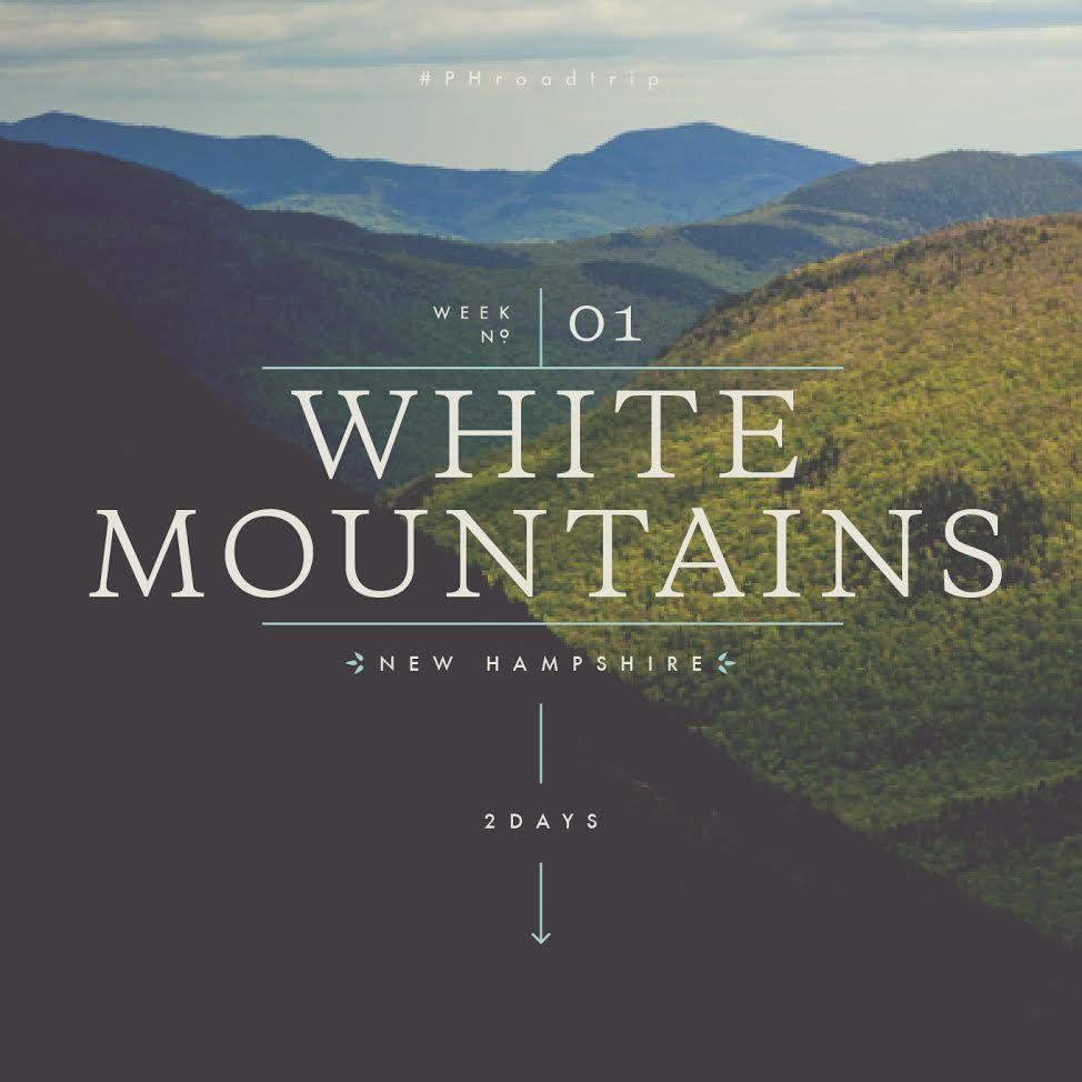 Boston to Acadia to The White Mountains   White mountains ...