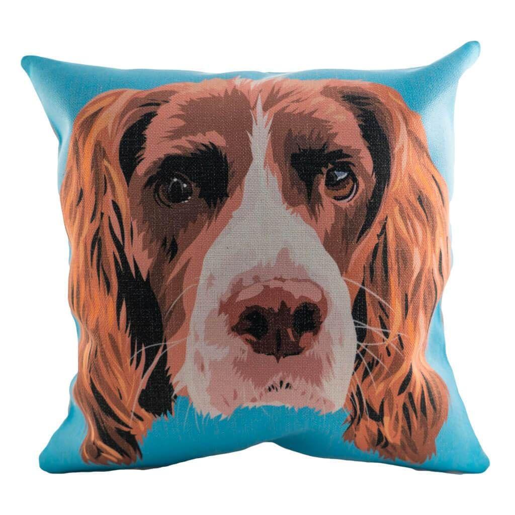 Custom Pet Face Pillow Cover Face pillow, Pets, Animal faces