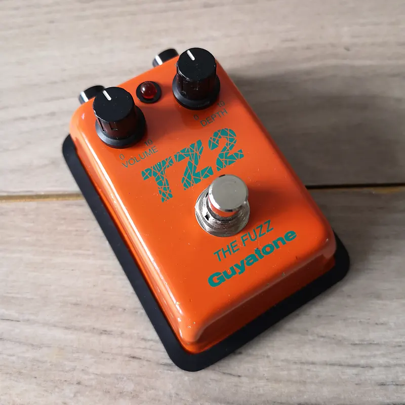 Guyatone The Fuzz TZ2 guitar pedal | Deals and Steals | Reverb