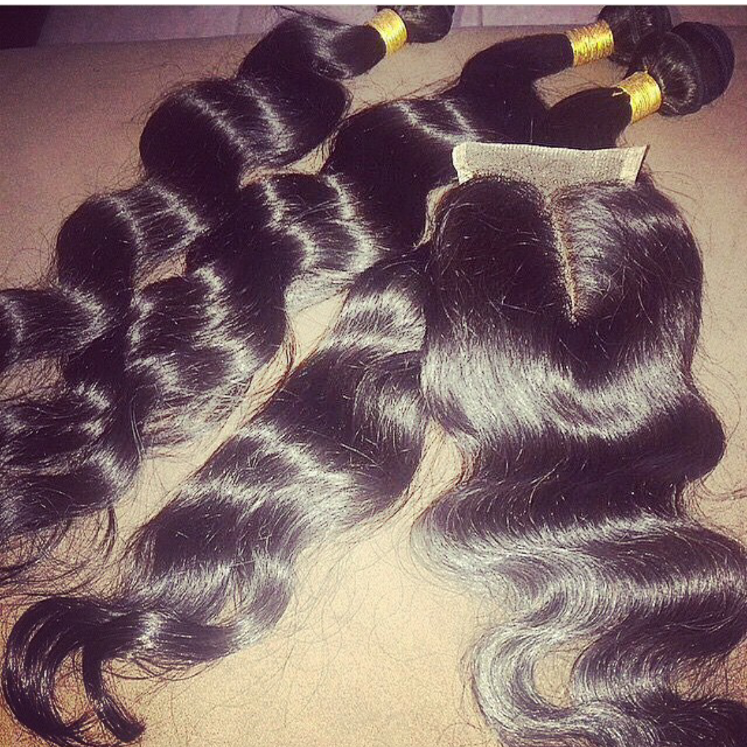 malaysian bodywave a can be dyed in bleach with no problem