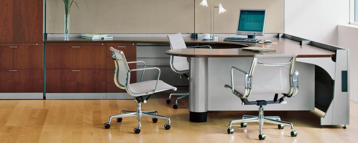 Beau Passage Desking System   Private Office Furniture   GSA Office .