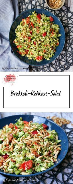 Brokkoli-Rohkost-Salat #workoutfood
