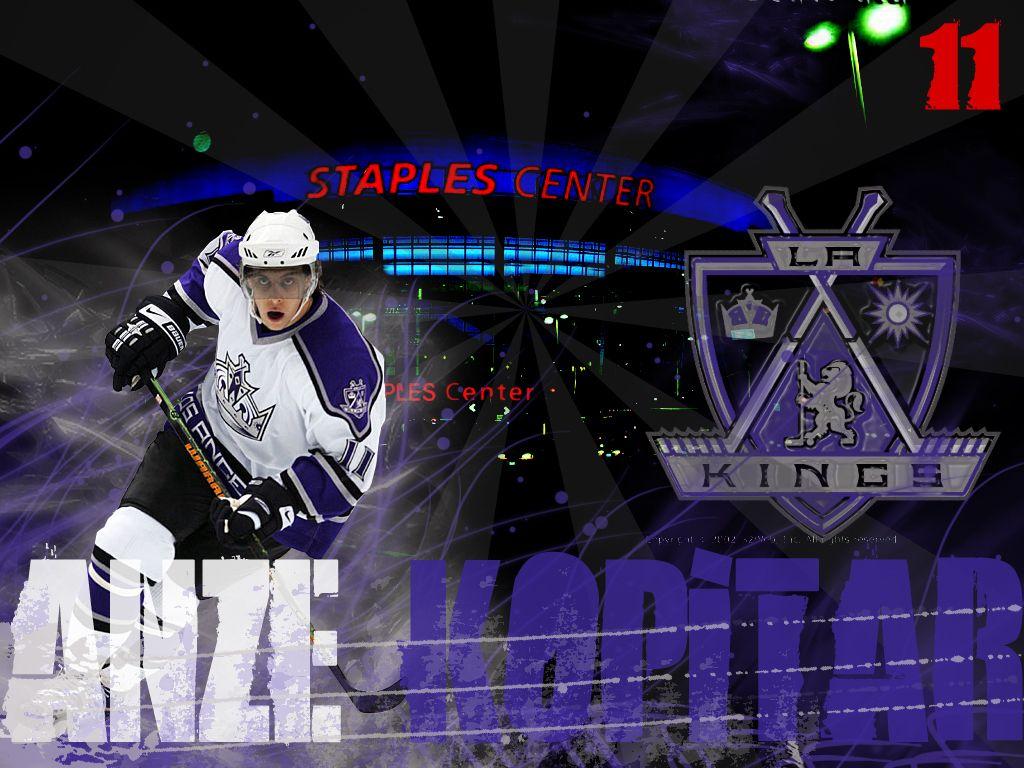 My Favorite Hockey Player Los Angeles Kings