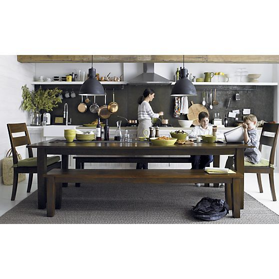 Basque Honey 104 Dining Table Dining Table In Kitchen Dining