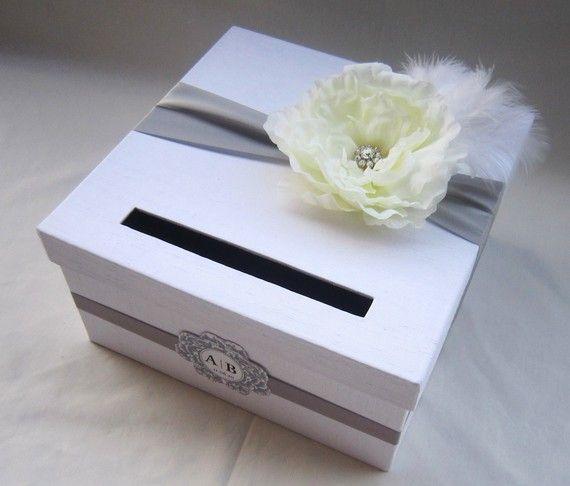 Cute Card Box Crafts Wedding
