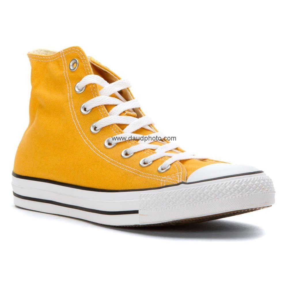 Converse Chuck 70 High Top Mustard Shoe