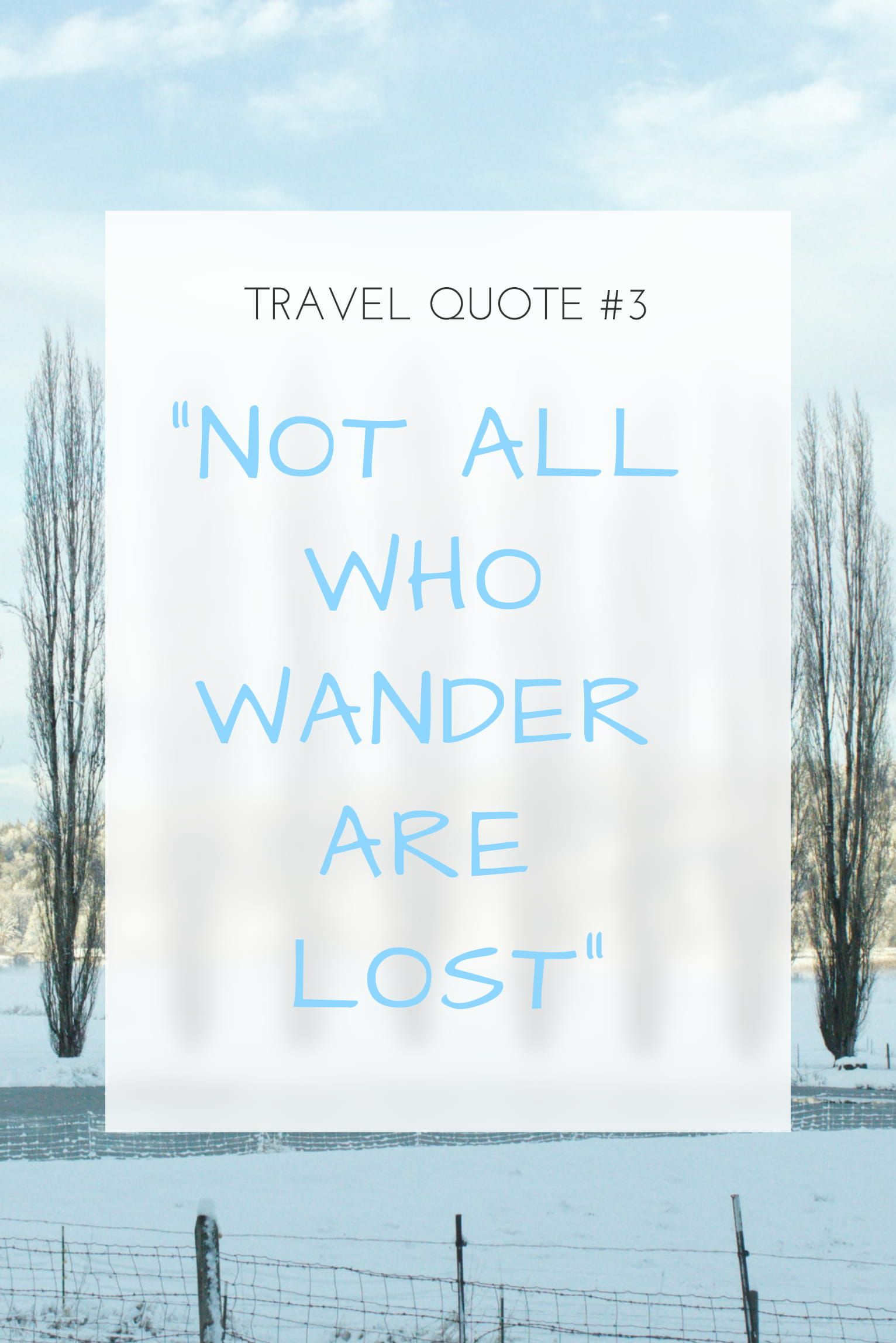 Go check out our other travel related pins! We are Family ...