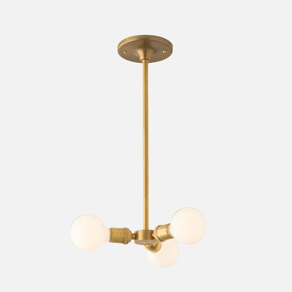 Satellite chandelier schoolhouse electric pendant lighting and