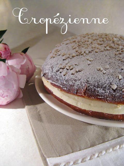 Aujourd'hui, c'est l'anniversaire de papa. Alors j'ai eu envie de lui préparer une petite douceur pour marquer le coup.   La tarte Trop...