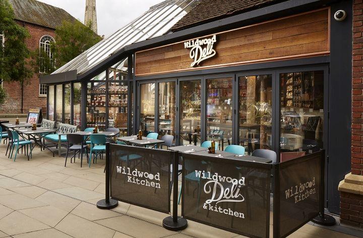 Merveilleux Wildwood Kitchen Restaurant U0026 Deli By Design Command, Worcester U2013 UK »  Retail Design Blog