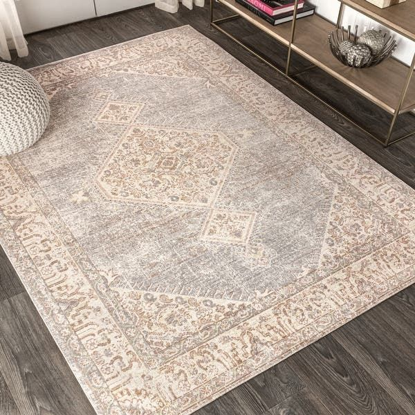 Lila Modern Tribal Medallion Area Rug