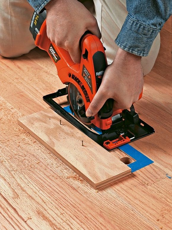 Replace damaged floor boards and fix up your hardwoods