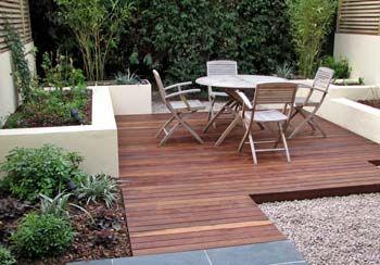 modular garden design example 11 small urban garden - Small Garden Design Examples