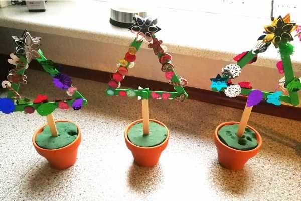 kreativ med ungerne