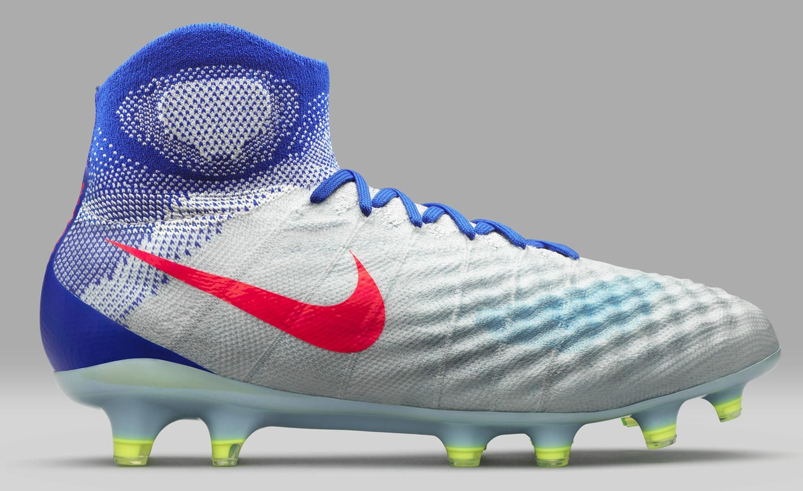 cae8eed9bd6 The new Nike Magista Obra 2 women s Olympics soccer boots introduce a  spectacular look in white