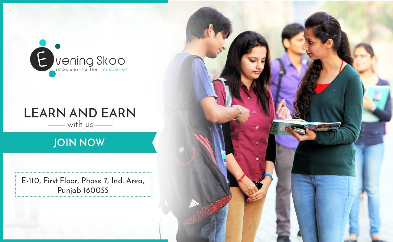 Earn While You Learn With Evening Skool Join Industrial Training At Eveningskool In Any Web Development Training Digital Marketing Digital Marketing Training