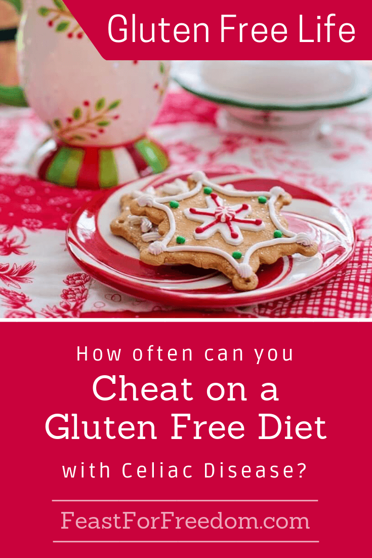 Can You Cheat on a Gluten Free Diet with Celiac Disease ...