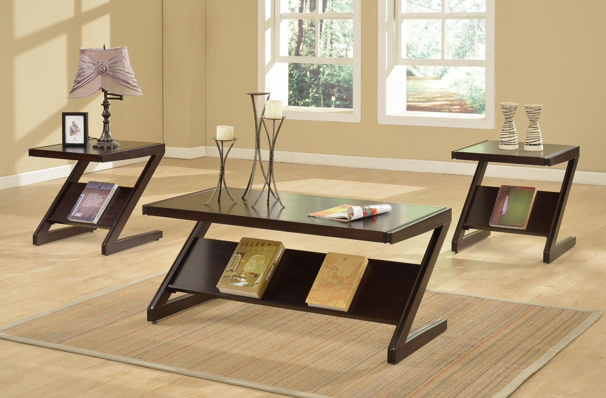 Room · Zachary 3 Piece Table Set ... & Zachary 3 Piece Table Set Coffee table and 2 End Tables $299.00 ...