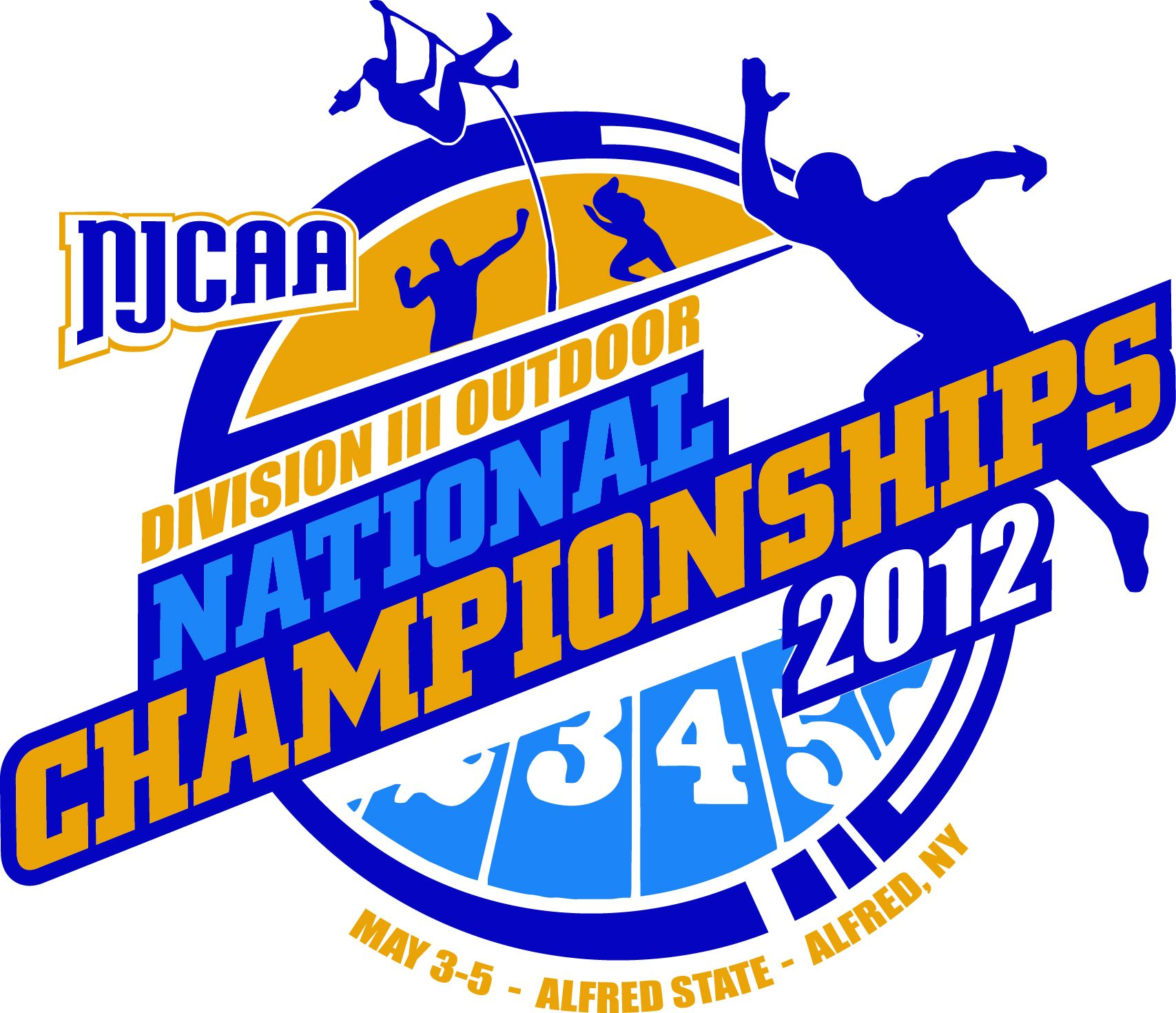 NJCAA Division III Outdoor Track & Field, hosted by Alfred