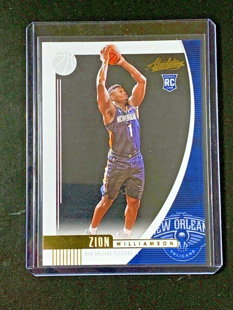 Details about 201920 absolute 16 zion williamson rookie