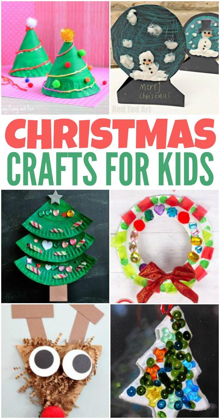 Christmas Crafts Preschool christmas, Christmas crafts