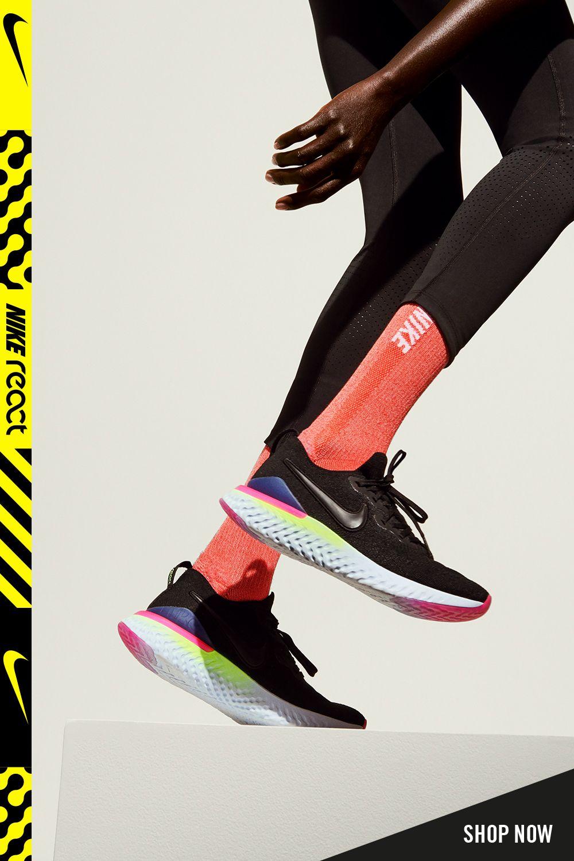 19f88ccc0443f Maak kennis met de nieuwe ultrazachte en ultraresponsieve Nike Epic React  Flyknit 2.