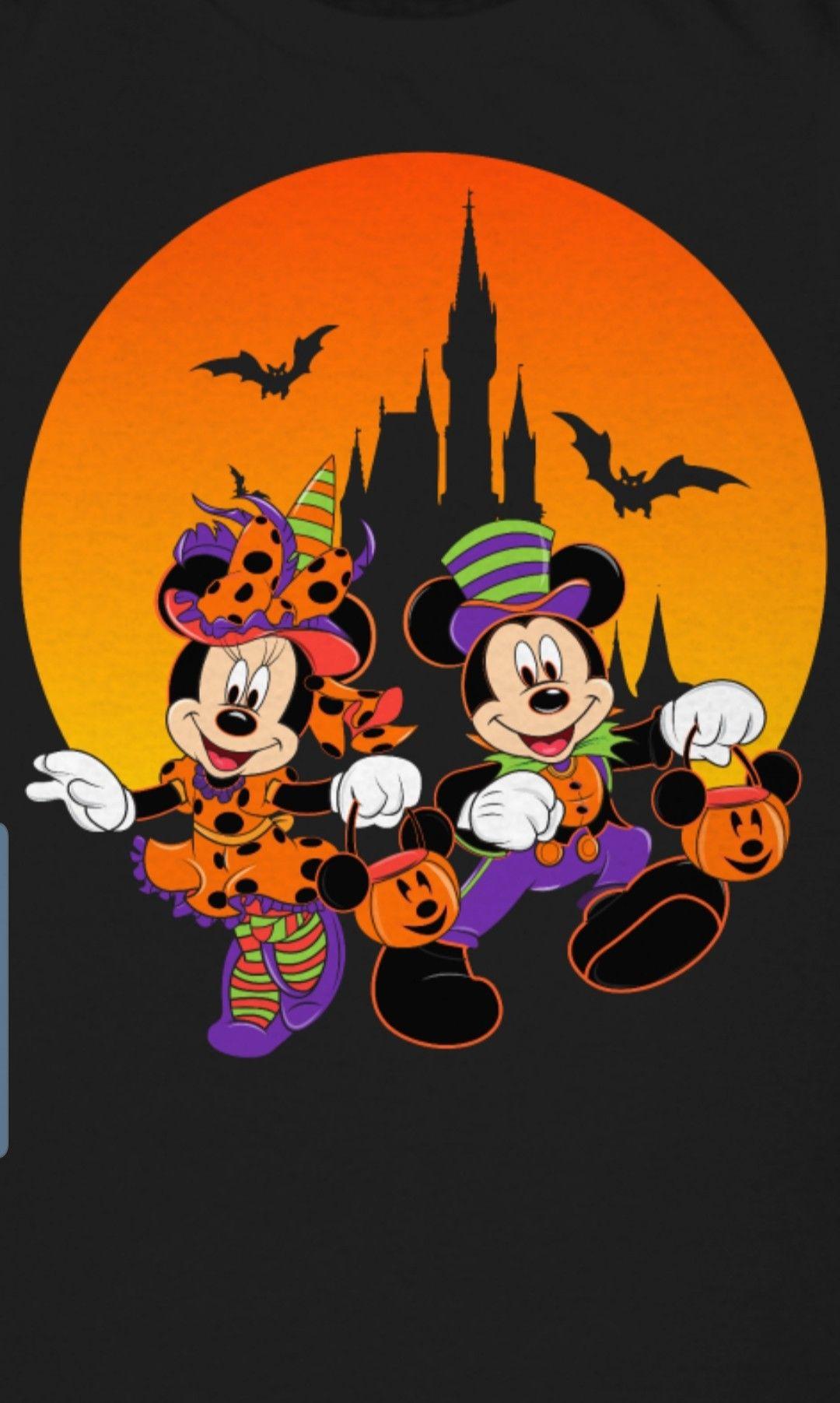 Halloween Disney Mickey Minnie Mouse Same Costumes Every Year Mickey Mouse Halloween Mickey Halloween Halloween Cartoons