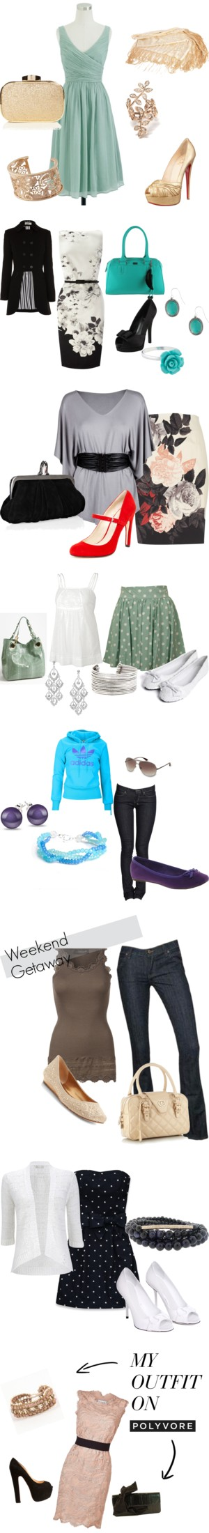 """My Collection"" by patricecox on Polyvore"