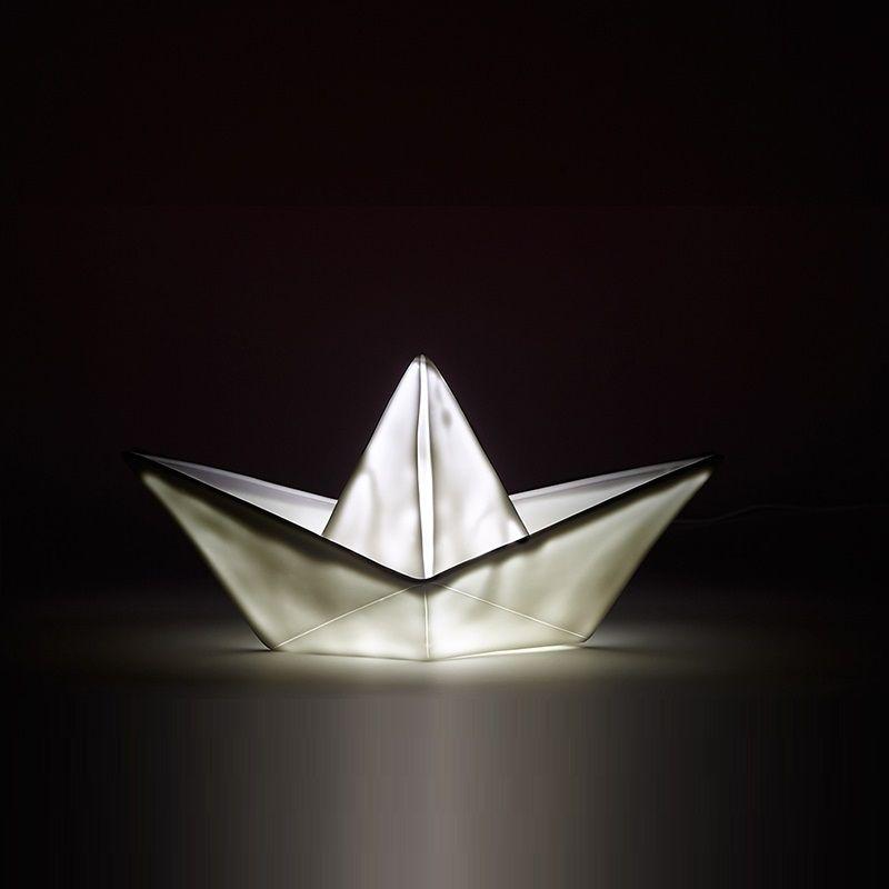 Lampe enfant veilleuse bateau blanc l32cm goodnight light en 2018 escalier d coration - Veilleuse pour salon ...