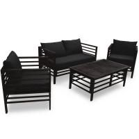 Sofas & Lounge Settings at Luxo Living | Outdoor sofa sets ... on Luxo Living Outdoor id=85850