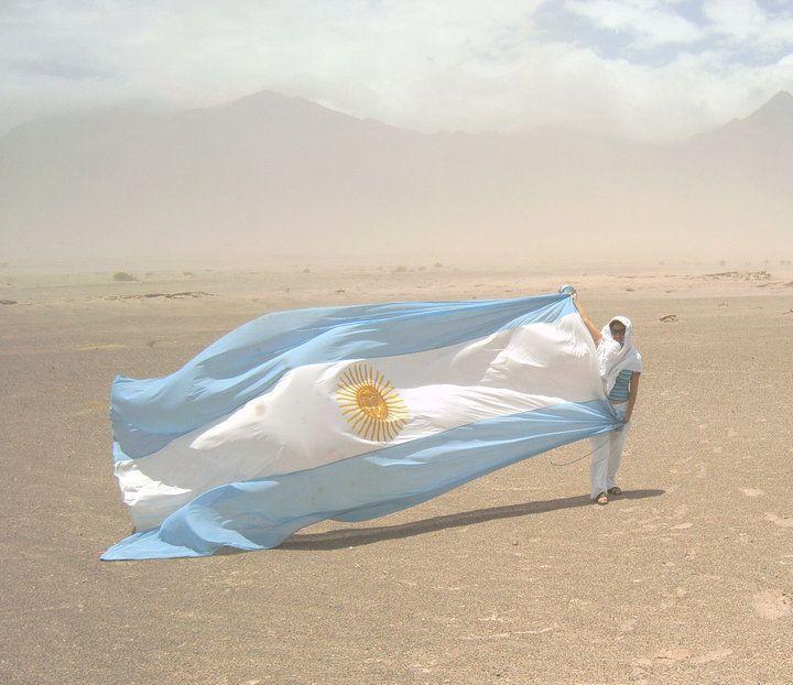 LOS COLORES DE MI BANDERA ARGENTINA