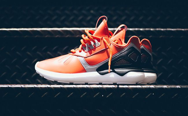 adidas Tubular Runner 'Orange'