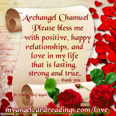 Attract love with the help of your Angels HERE ➡  http://www.myangelcardreadings.com/love