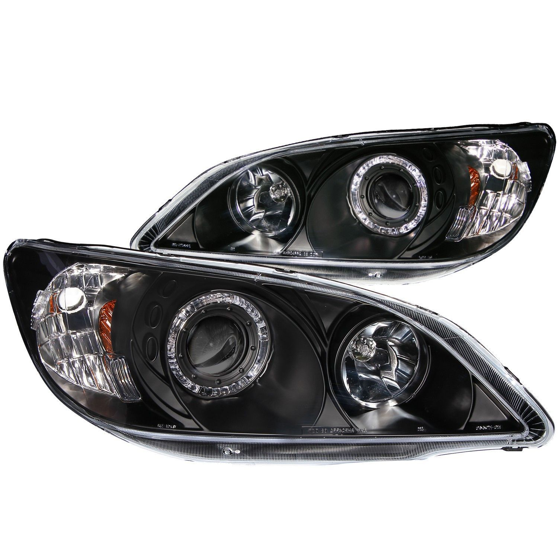2005 honda civic headlights hose separator clamp