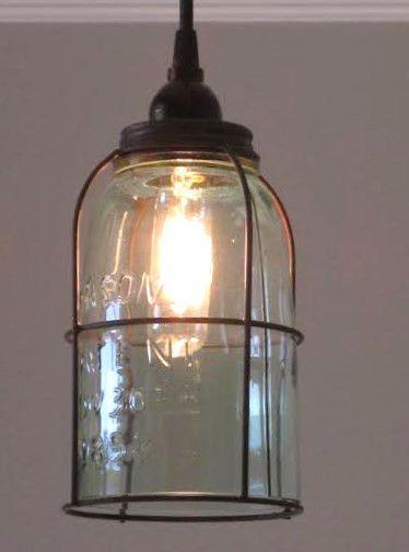 pendant lighting rustic. Great Pendant Light!! Do You Love Mason Jars? Here Have A Single Lighting Rustic