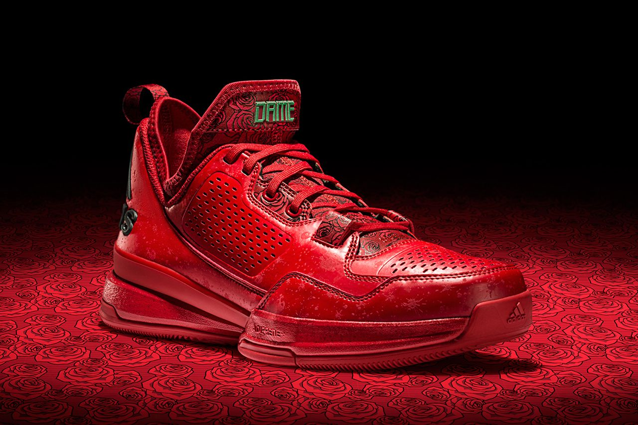 John Wall Shoes Red