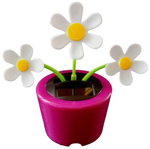 Topseller Solar Powered Dancing Crazy Daisy Fu 0 49 Solar Power Solar Daisy