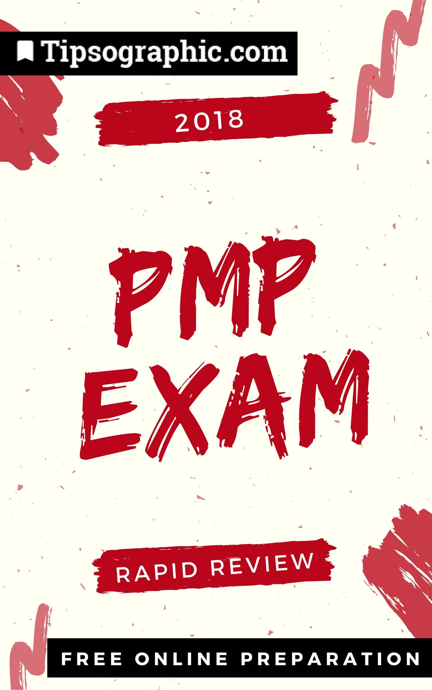 Pmp Exam 2018 Rapid Review Free Online Preparation Based On