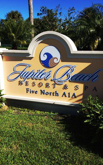 The Jupiter Beach Resort & Spa Is A Premiere Jupiter, Fl
