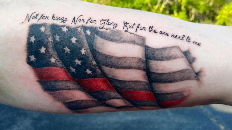 53 Coolest Must Watch Designs For Patriotic 4th July Tattoos