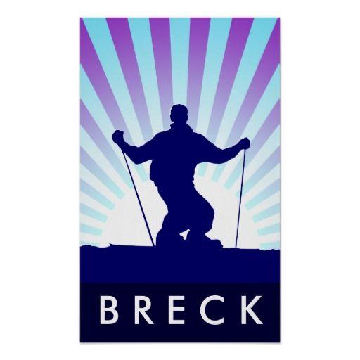 downhill ski breckenridge