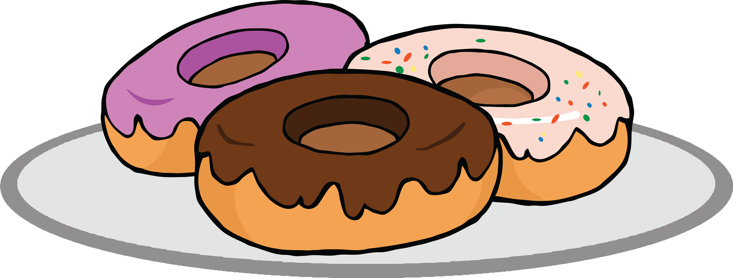 donut clip art 13588 recipes pinterest donuts and recipes rh pinterest com donut clipart border donuts clipart free