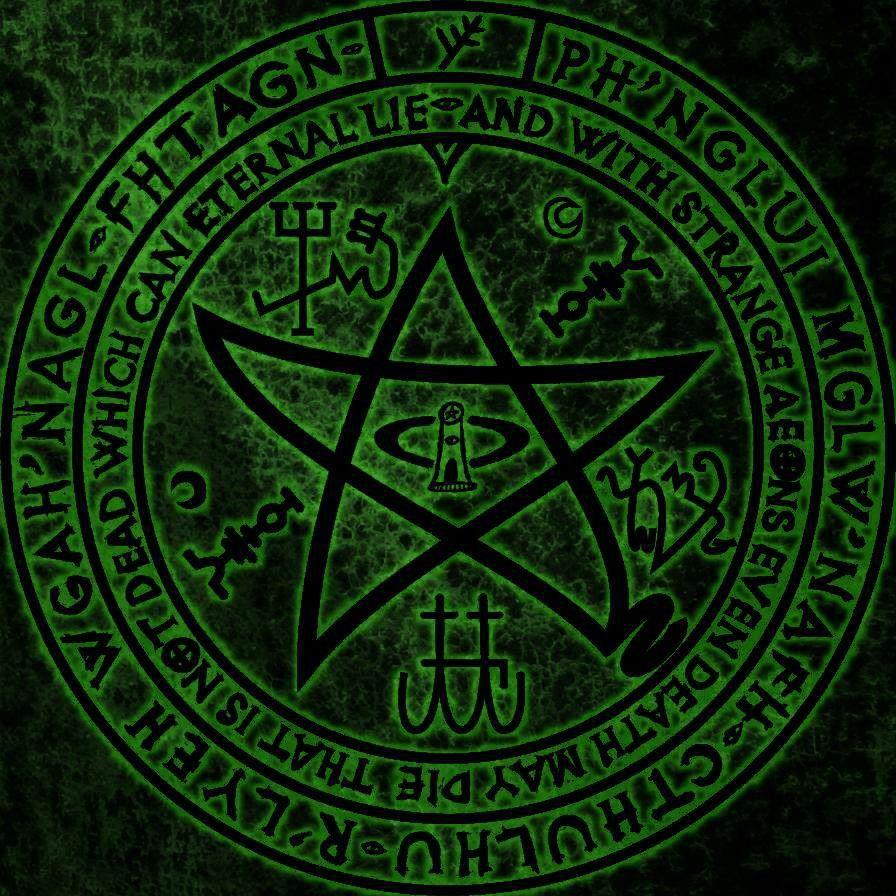Symbols Cthulhu Mythos Pinterest Symbols