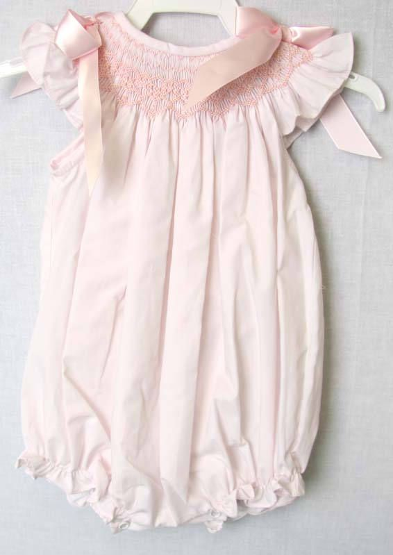 a0d986ba9ce Baby girl clothes in smocked baby bubbles are one cute outfit from our kids  shop. Our childrens shop offers childrens clothes and baby boy clo…