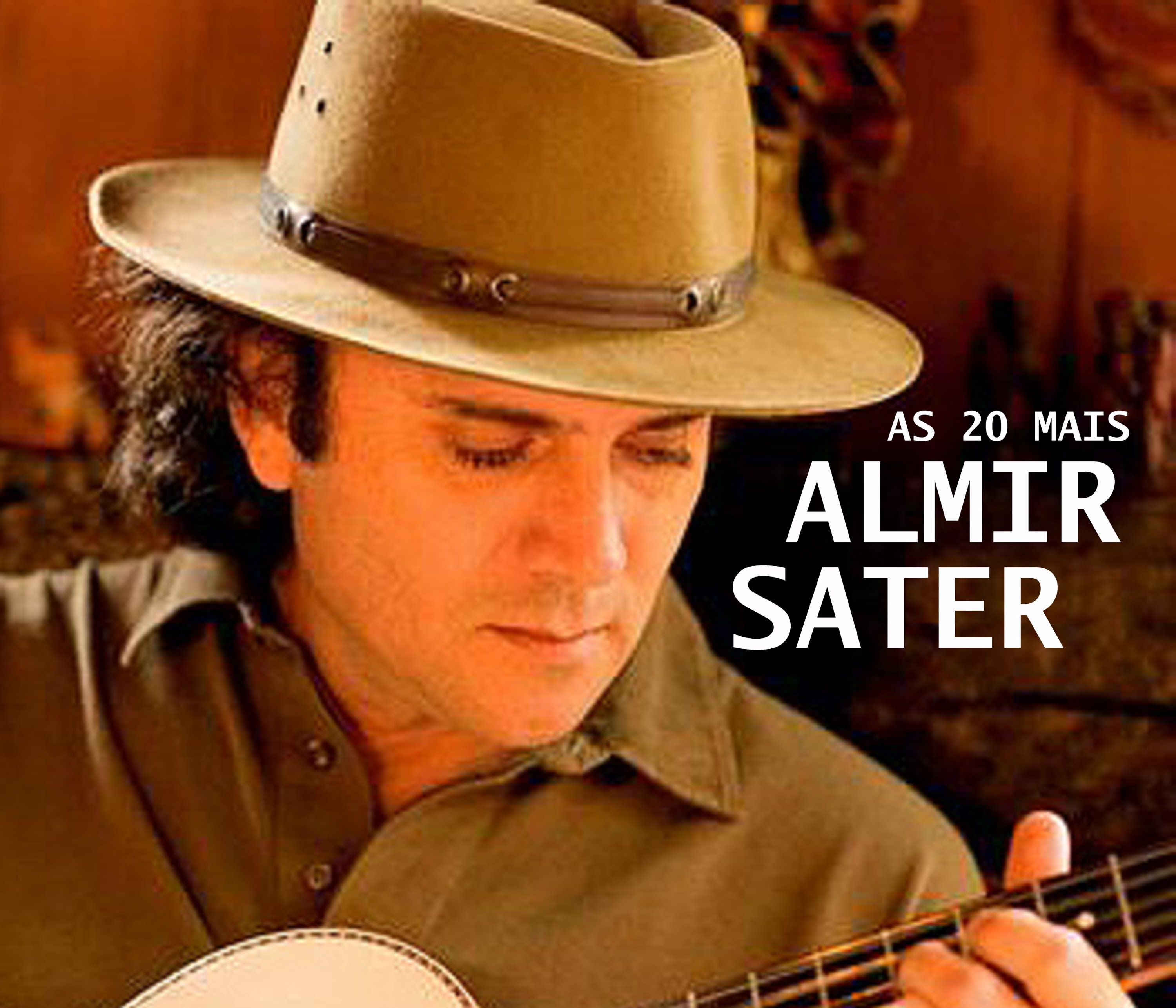 Almir Sater As 20 Mais Sertanejo Raiz Disco Completo Com