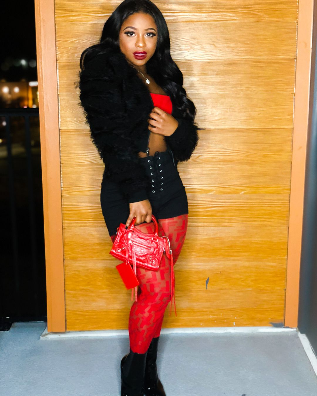 Reginae Carter | Outfits, Trend setter, Leather pants